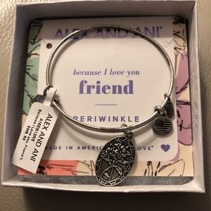Alex and Ani, Because I Love You Friend bracelet